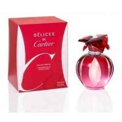 Cartier De Delices woda perfumowana dla kobiet 100 ml