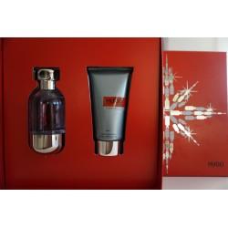 Zestaw Hugo Element Hugo Boss woda toaletowa 60 ml oraz balsam po goleniu 75 ml dla mężczyzn
