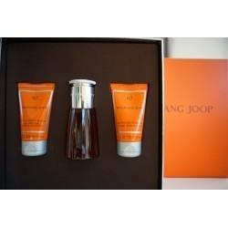 Zestaw Joop Wolfgang Joop woda toaletowa 50 ml, żel do ciała 50 ml oraz balsam po goleniu 50 ml dla mężczyzn