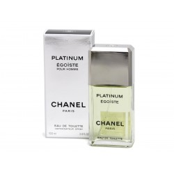 Chanel Egoiste Platinum woda toaletowa dla mężczyzn 100 ml
