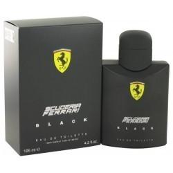Ferrari Scuderia Ferrari Black woda toaletowa dla mężczyzn 125 ml