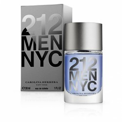 Carolina Herrera 212 NYC Men woda toaletowa dla mężczyzn 30 ml