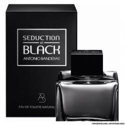 Antonio Banderas Seduction in Black woda toaletowa dla mężczyzn 100 ml