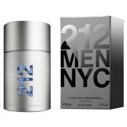 Carolina Herrera 212 NYC Men woda toaletowa dla mężczyzn 50 ml