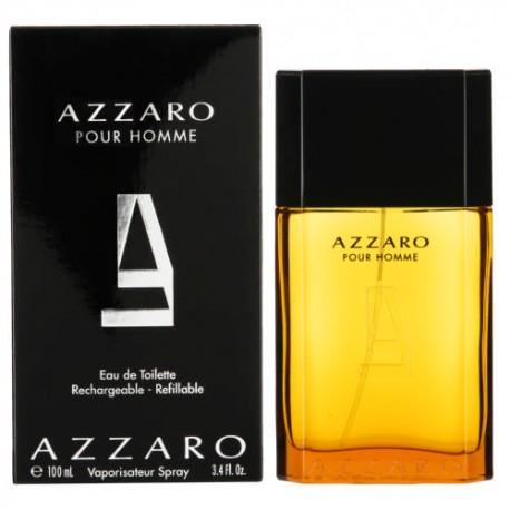 Azzaro Azzaro Pour Homme woda toaletowa dla mężczyzn do napełniania 100 ml