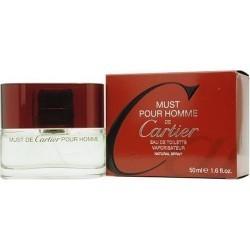 Must Pour Homme de Cartier woda toaletowa dla mężczyzn 50 ml